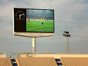LED дисплеи за спортни мероприятия